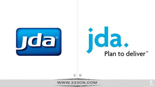 JDA软件集团公司 全球供应链 Lippincott 新形象 设计