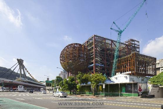 大都会建筑设计事务所 OMA 设计 台湾表演艺术中心 艺术综合设施