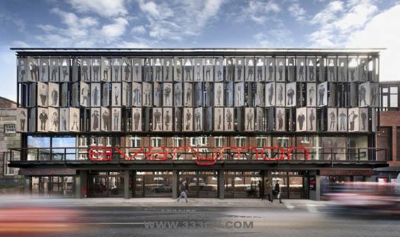 伦敦 利物浦人人剧院 2014年 斯特林建筑奖 皇家建筑协会