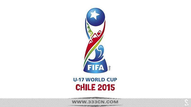 2015年 U17 智利世界杯 足球赛 标志公布