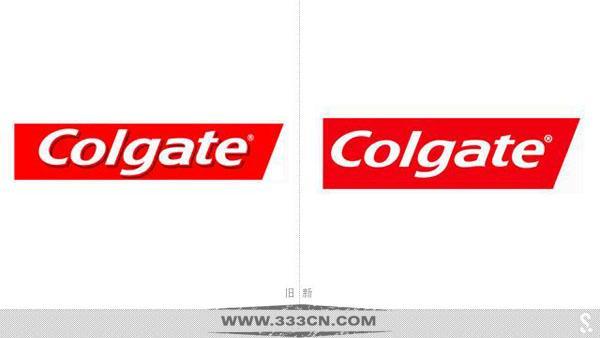 高露洁 全新字体 LOGO 品牌形象 公关