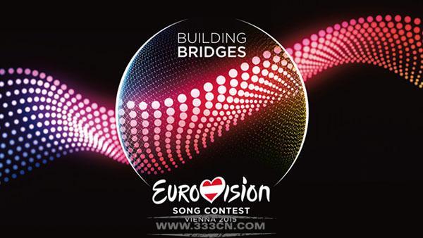 2015年 欧洲电视歌唱大赛 主题视觉 形象公布 logo