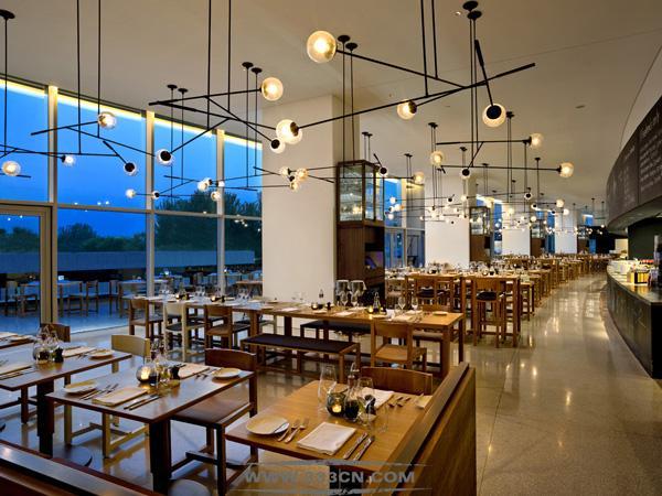 798艺术区 Feast 全日餐厅 叶书 Domain
