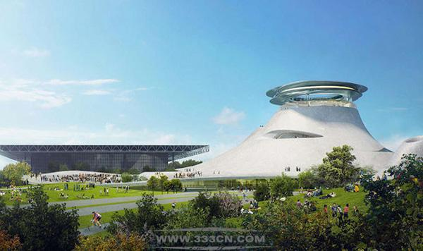 弗兰克・盖里 马岩松 星球大战 人博物馆 设计方案