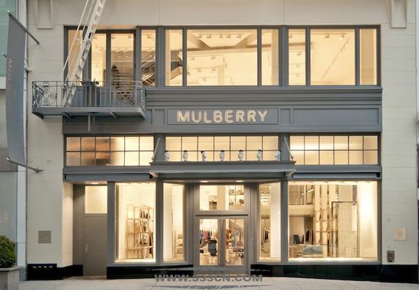 Mulberry 新设计总监 Céline Davis 设计