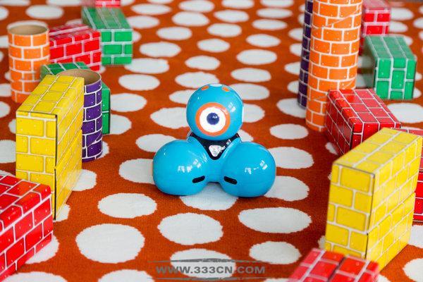 Wonder-Workshop Dash Dot 维卡斯・谷佩塔 互联网玩具 数码科技