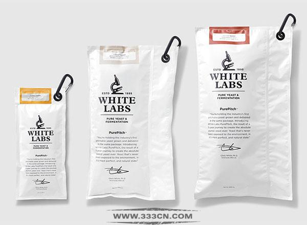 怀特 纯酵母发酵 实验室 White-Labs 公司新形象