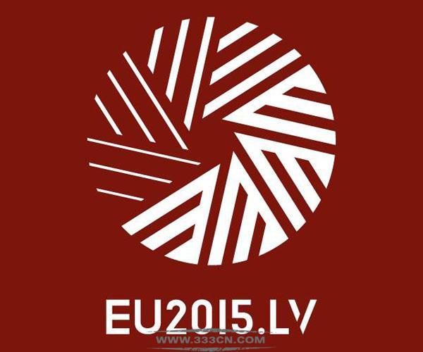 2015年 拉脱维亚 欧盟轮值主席国 标志 logo