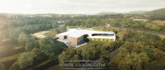 澳大利亚 德国建筑机构 拉瓦建筑 Lava 青年旅舍