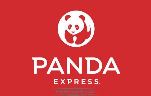 美国 熊猫快餐 Panda-Express 新标志 logo