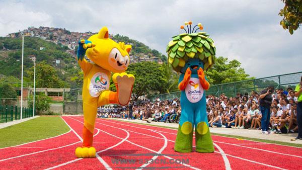 2016年 里约奥运会 残奥会 吉祥物设计 吉祥物征集 揭晓