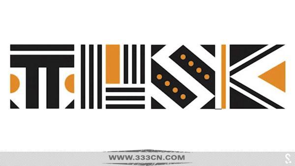 图斯克动物保护奖 Tusk-Conservation 新形象 logo 标识