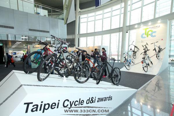 2015年 台北 国际自行车展 创新设计奖