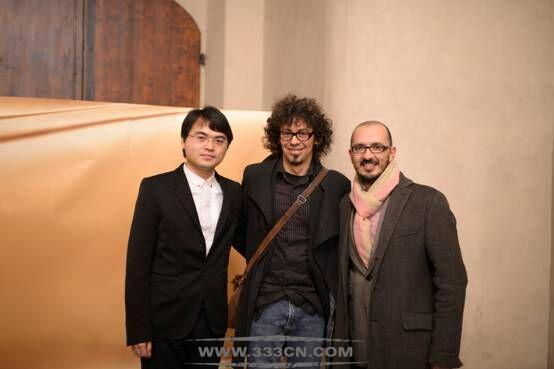 中意国际设计周 进化中的丝绸之路 开幕式 佛罗伦萨 美第奇宫