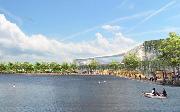 北京 飞行小镇 高端体育运动 毕加索设计事务所 设计战略