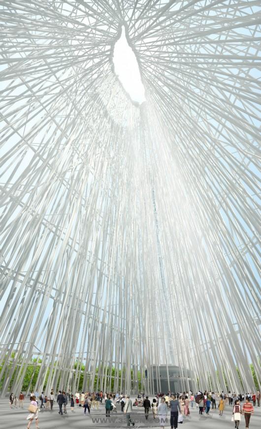 藤本 林佳龙 台湾塔 无形的榕树 埃菲尔铁塔台湾版