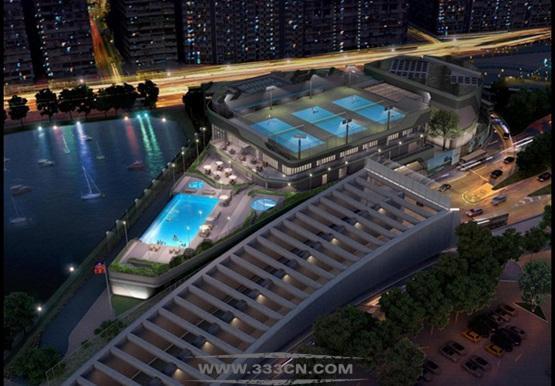 特里-法雷尔 俱乐部设计 香港铜锣湾 TFP-Farrells 新俱乐部