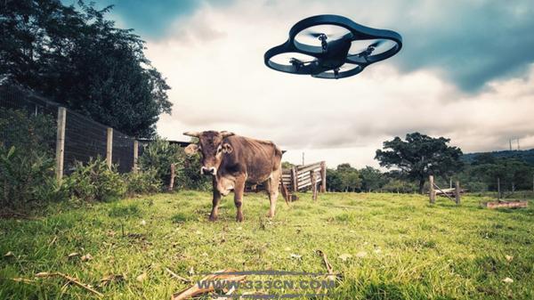 无人机 测试飞行 TEKEVER公司 交互 操控者