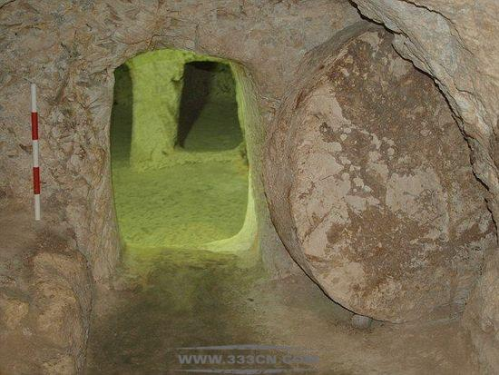 以色列 某废弃建筑 耶稣 幼年住所 拿撒勒