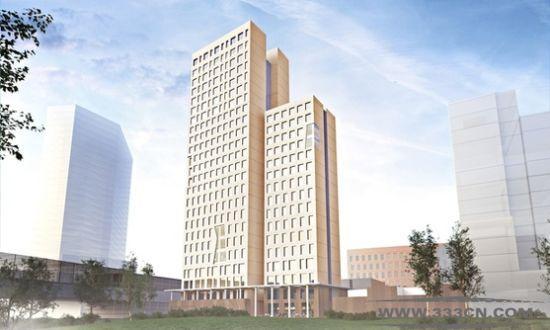 维也纳 创意 建筑材料 阿斯彭湖畔 摩天大楼