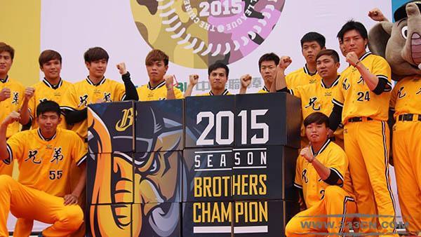 台湾 职业棒球队 中信兄弟 发布 新LOGO
