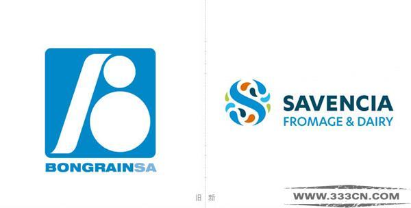 法国 保健然集团 Bongrain-SA logo 特色奶酪制造商