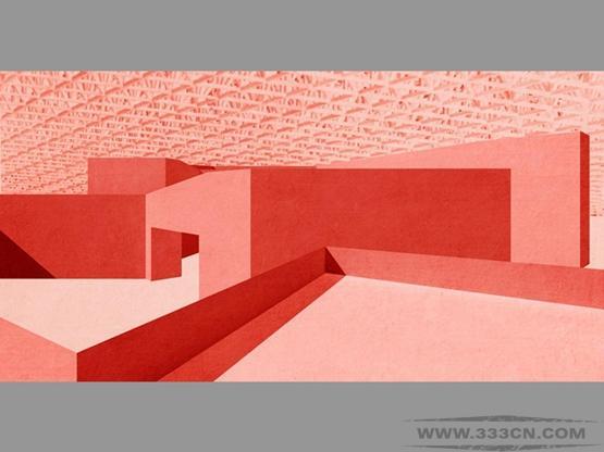 卡莫迪-格罗尔克 墨西哥 艺术节 英国馆项目