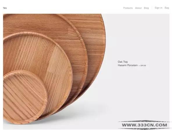 日本 网页设计 留白 韵律 平面设计
