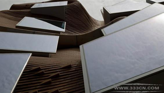 2015年 新建筑 建筑美学 阿布扎比卢浮宫 让・努维尔
