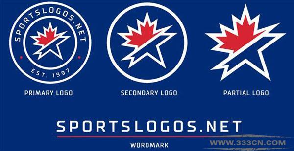体育类 LOGO网站 SportsLogos.Net 新标识 字体