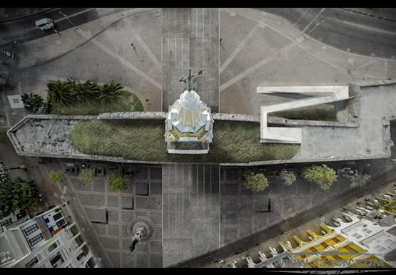 MOBO 哥伦比亚 海岸城堡 翻修设计 喀他赫纳