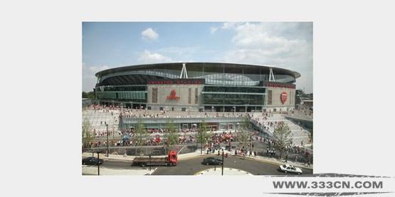 HOK建筑 360 运动设施 设计部门 伦敦温布利球场