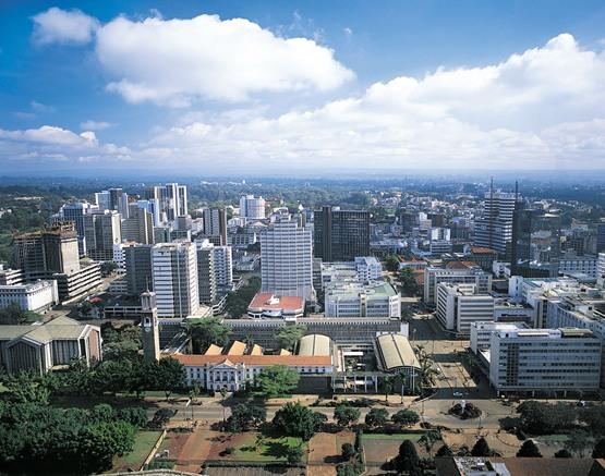 肯尼亚 建筑师 绿色建筑标准 联合国人居署 UN-Habitat