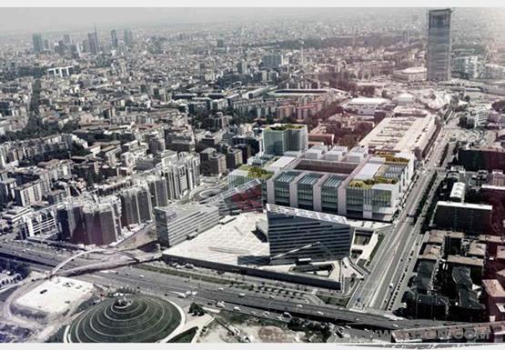 奥雅纳 设计 AC米兰 新球场 体育场馆