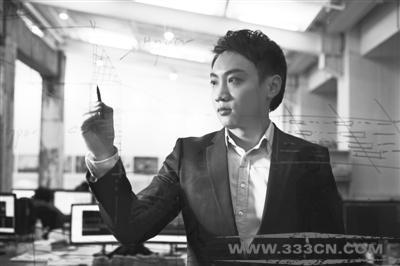 入围福布斯 2015中国 3创业 建筑师 阮昊