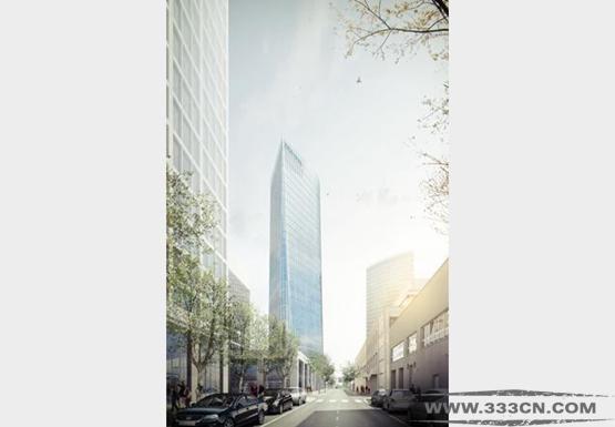 AZPM L赢得 维也纳 办公楼 设计