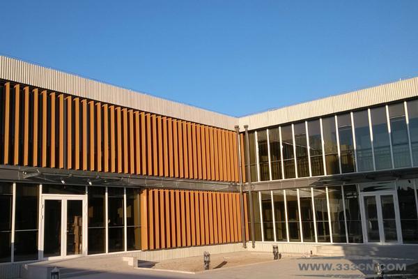 COLE科尔 建筑外遮阳 案例赏析 上甸子区域 节能示范项目