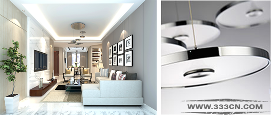 欧普 时尚灯 饰风格 生活空间 灯具