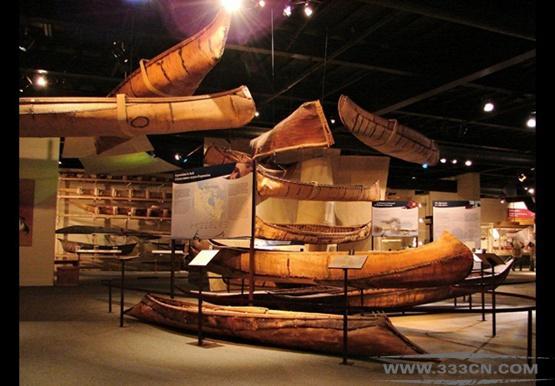 加拿大 独木舟博物馆 设计竞争 启动 彼得伯勒市