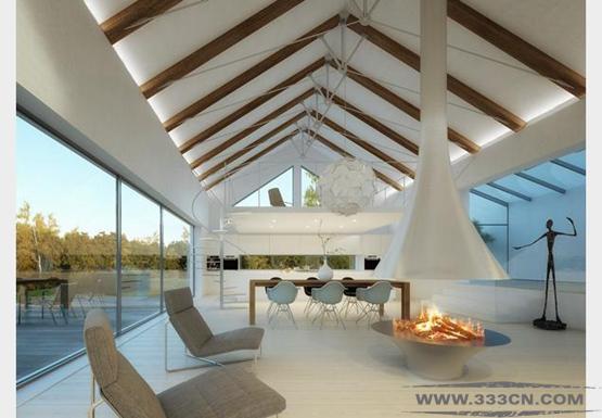 吉里克纳 波森 迈耶 捷克项目 私人住宅 Al-Design