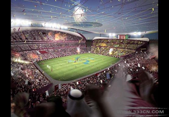 福斯特 卡塔尔 卢赛尔体育场 2022年 足球世界杯