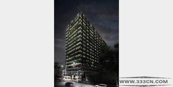 南非 约翰内斯堡 工业厂房 大卫-阿德迦耶 豪华公寓
