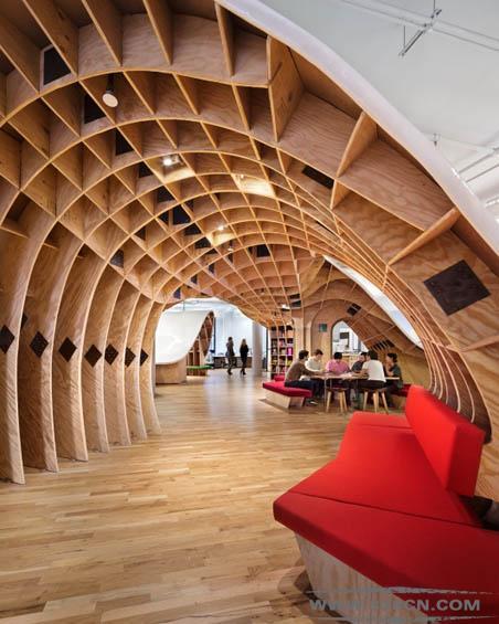 2015AIA 荣誉奖 室内设计奖 获奖名单 美国建筑师协会
