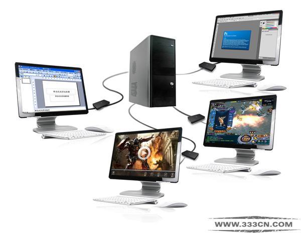 笔记本 台式机 冰特科技 PC产品 多路云计算机 IT解决
