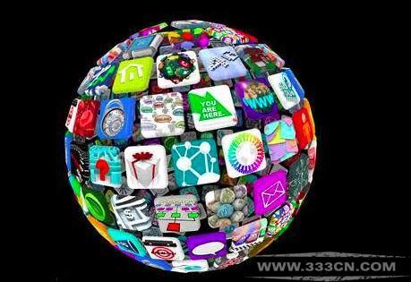 移动设备 app应用 应用分享 Facebook YouTube