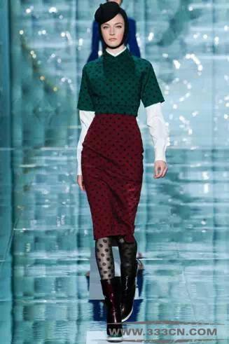 颜色搭配 设计 配色 张馨予 服装设计