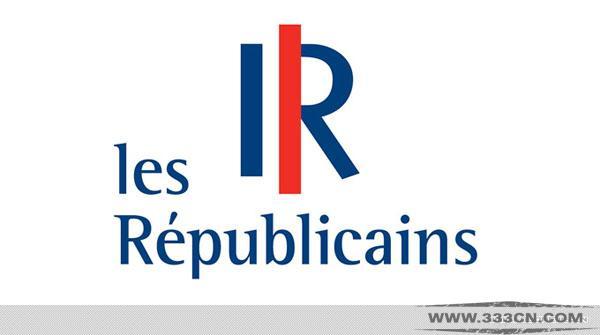 法国 人民运动联盟 更名 共和党 新LOGO