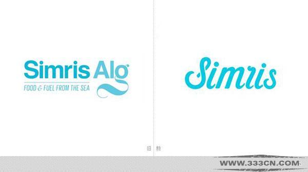 瑞典 Simris-Alg公司 新Logo 新包装 创意