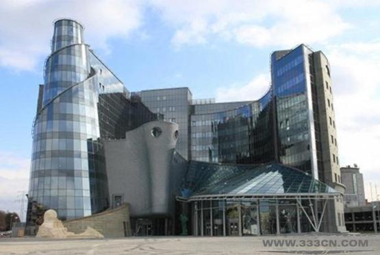 波兰建筑师协会 华沙 波兰电视台 TVP 总部园区
