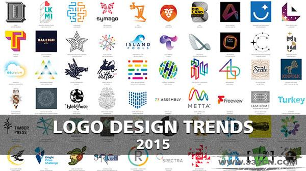 LOGO设计 趋势报告 logo 创意 字体设计